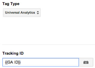 google tag manager macros